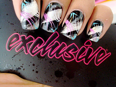 Nail art celebs beauty tips diva nails indonesia - Diva nails and beauty ...